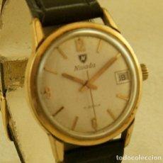 Relógios de pulso: RELOJ PULSERA NIVADA MECANICO CLASICO REVISAR. Lote 201193608