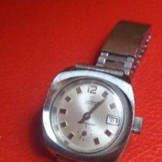 Relojes de pulsera: RELOJ TORMAS CARGA MANUAL 17 BUBIS, DE MUJER. Lote 201305068
