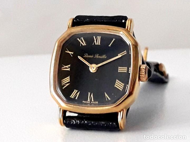 Relojes de pulsera: BELLO RELOJ VINTAGE DE SEÑORA MARCA DENNIS BOUILLER AÑOS 70 CARGA MANUAL Y NUEVO - Foto 2 - 201305288