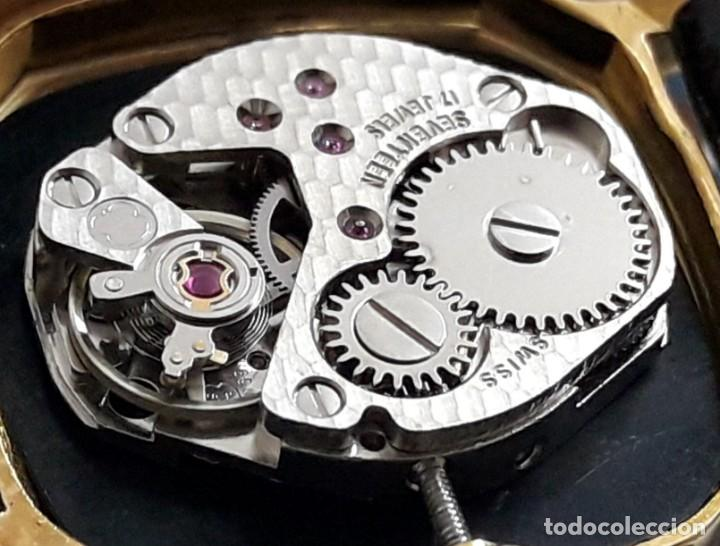 Relojes de pulsera: BELLO RELOJ VINTAGE DE SEÑORA MARCA DENNIS BOUILLER AÑOS 70 CARGA MANUAL Y NUEVO - Foto 6 - 201305288