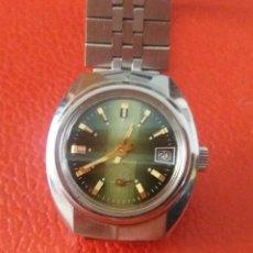 Relojes de pulsera: RELOJ THERMIDOR CARGA MANUAL CALENDARIO COMO NUEVO.. Lote 201491288
