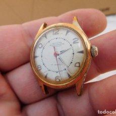 Relojes de pulsera: RELOJ MANUAL DE LA MARCA INVICTA 17 RUBIS CAL. AS 1287. Lote 202034462