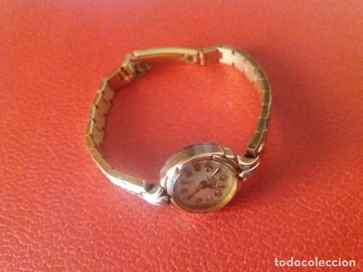 Relojes de pulsera: RELOJ DOGMA PRIMA ANCRE 15 RUBIS, CARGA MANUAL. - Foto 3 - 202104782