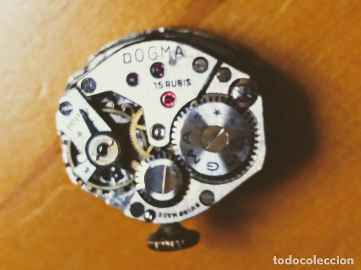 Relojes de pulsera: RELOJ DOGMA PRIMA ANCRE 15 RUBIS, CARGA MANUAL. - Foto 12 - 202104782