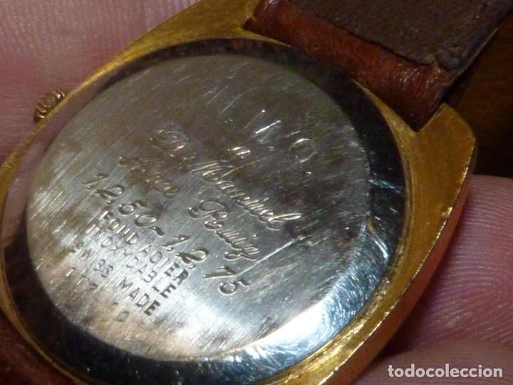 Relojes de pulsera: RARO RELOJ CERTINA CABALLERO CARGA MANUAL CALIBRE AS 1790/92 AÑOS 60 COLECCION VINTAGE - Foto 5 - 202551757