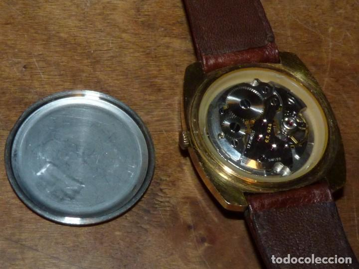 Relojes de pulsera: RARO RELOJ CERTINA CABALLERO CARGA MANUAL CALIBRE AS 1790/92 AÑOS 60 COLECCION VINTAGE - Foto 6 - 202551757