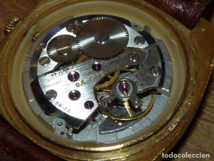 Relojes de pulsera: RARO RELOJ CERTINA CABALLERO CARGA MANUAL CALIBRE AS 1790/92 AÑOS 60 COLECCION VINTAGE - Foto 7 - 202551757