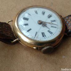 Relojes de pulsera: RELOJ SEÑORA DE PULSERA Y ORO. Lote 202949350