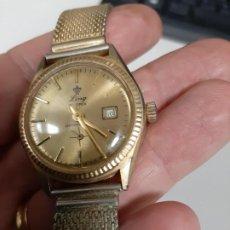 Relojes de pulsera: RELOJ LING 21 PRIX ANTIMAGNETIC. FUNCIONANDO. Lote 203186643