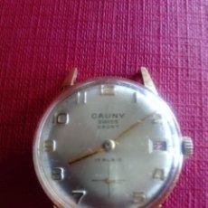 Relojes de pulsera: RELOJ CAUNY PRIMA CADET. Lote 203234797