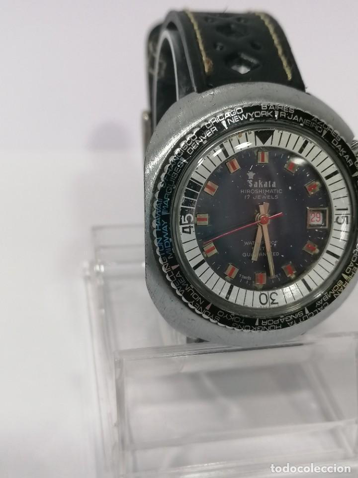 Relojes de pulsera: RELOJ SAKATA - Foto 3 - 203624338