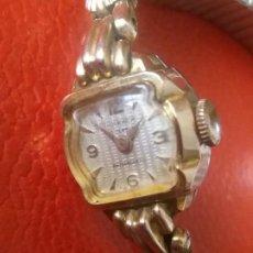 Relojes de pulsera: RELOJ ALCA WATCH CARGA MANUAL 15 RUBIS.. Lote 203892677