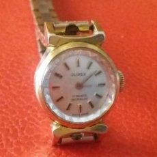 Relojes de pulsera: RELOJ DE MUJER JUPER CARGA MANUAL 17 RUBIS.. Lote 204420761