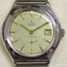 Relojes de pulsera: CONTROL SUIZO AÑO 1.966. Lote 204485377