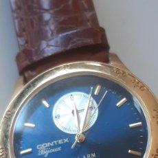 Orologi da polso: RELOJ ANTIGUO CONTEX BIJOUX FUNCIONANDO. Lote 204710608