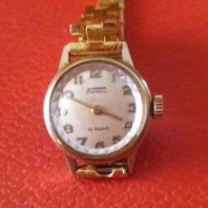 Relojes de pulsera: RELOJ TORMAS CARGA MANUAL 15 RUBIS,. Lote 205388918