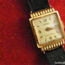 Relojes de pulsera: RELOJ HERODIA ORO 18 KILATES. Lote 205647792