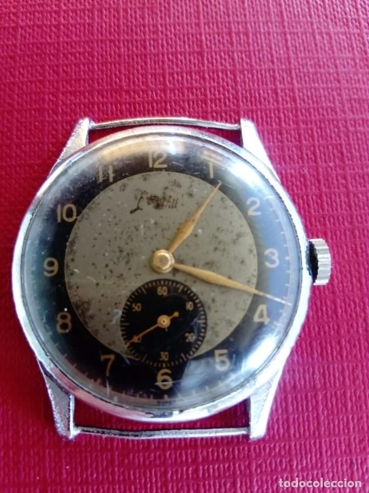 RELOJ TIPO MILITAR L WILL (Relojes - Pulsera Carga Manual)
