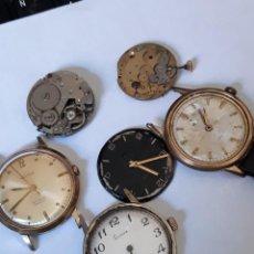 Relojes de pulsera: LOTE DE RELOJES PARA PIEZAS. Lote 206128717