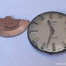Relojes de pulsera: RELOJ TITAN AUTOMATICO PARA PIEZAS. Lote 206129905
