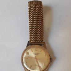 Relojes de pulsera: RELOJ DE PULSERA CARGA MANUAL PARA MUJER, CAUNY PRIMA. Lote 206134477