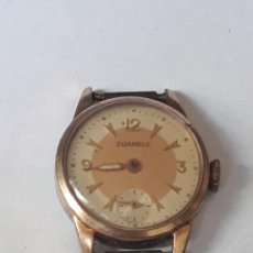 Relojes de pulsera: BONITO RELOJ DE PULSERA CARGA MANUAL PARA MUJER,JUANELO. Lote 206138317