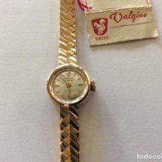 Relojes de pulsera: RELOJ SEÑORA VALGINE.. Lote 206252110