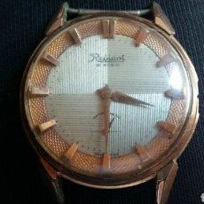 Relojes de pulsera: RELOJ RADIANT SE CARGA MANUAL . MIDE 35 MM DIAMETRO . NO TIENE CORONA. Lote 206456908