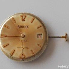 Relojes de pulsera: MÁQUINA UT 6410 CON ESFERA CAUNY. Lote 206530682