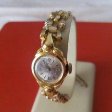 Relojes de pulsera: RELOJ TITAN 17 RUBIS CARGA MANUAL.. Lote 206548038