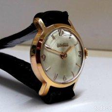 Relojes de pulsera: PEQUEÑO RELOJ VINTAGE DUWARD DE SEÑORA CARGA MANUAL CALIBRE FELSA 4022 Y NUEVO A ESTRENAR. Lote 207120313