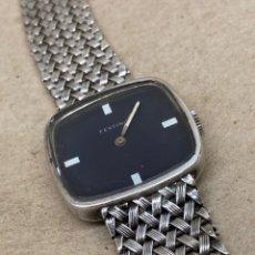 Relojes de pulsera: RELOJ FESTINA CUERPO DE PLATA. Lote 207180513