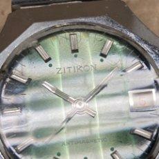 Relojes de pulsera: RELOJ ZITIKON CARGA MANUAL. Lote 207181595