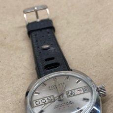 Relojes de pulsera: RELOJ TOYOTA CARGA MANUAL. Lote 207182198