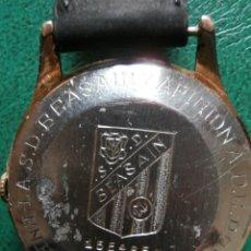 Relojes de pulsera: RELOJ NIVADA - 20 MICRAS - HOMENAJE LA S.D. BEASAIN Y AFICION A D.E. POIGNON - GUIPUZCOA -.. Lote 207312296
