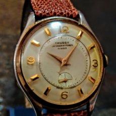 Relógios de pulso: RELOJ THUSSI LA CHAUX-DE-FONDS 15 RUVIS DE CARGA MANUAL NO FUNCIONA DIÁMETRO 37 MILIMETROS. Lote 207715875
