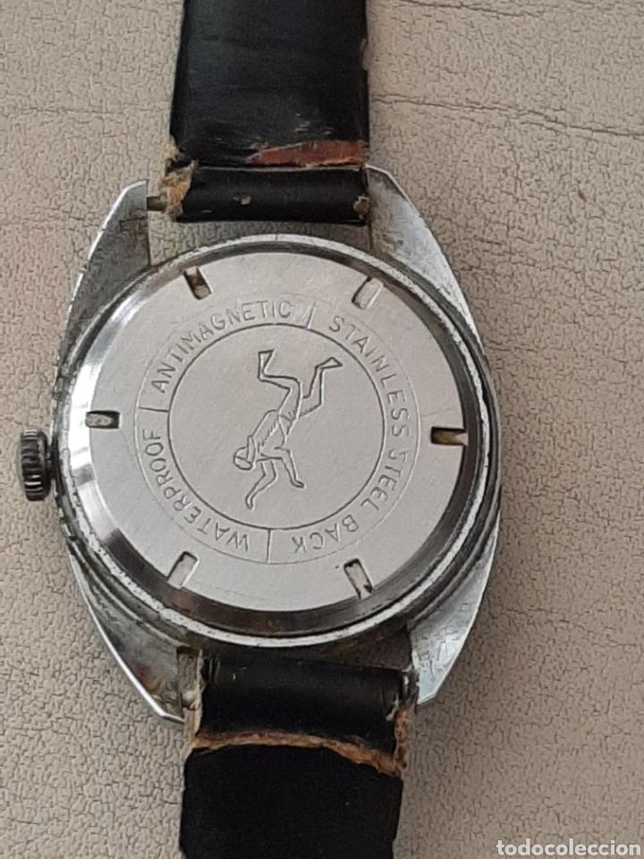 Relojes de pulsera: RELOJ JONAS 21 PRIX CALENDAR SUPER WATERPROOF ANTIMAGNETIC - Foto 3 - 208237565