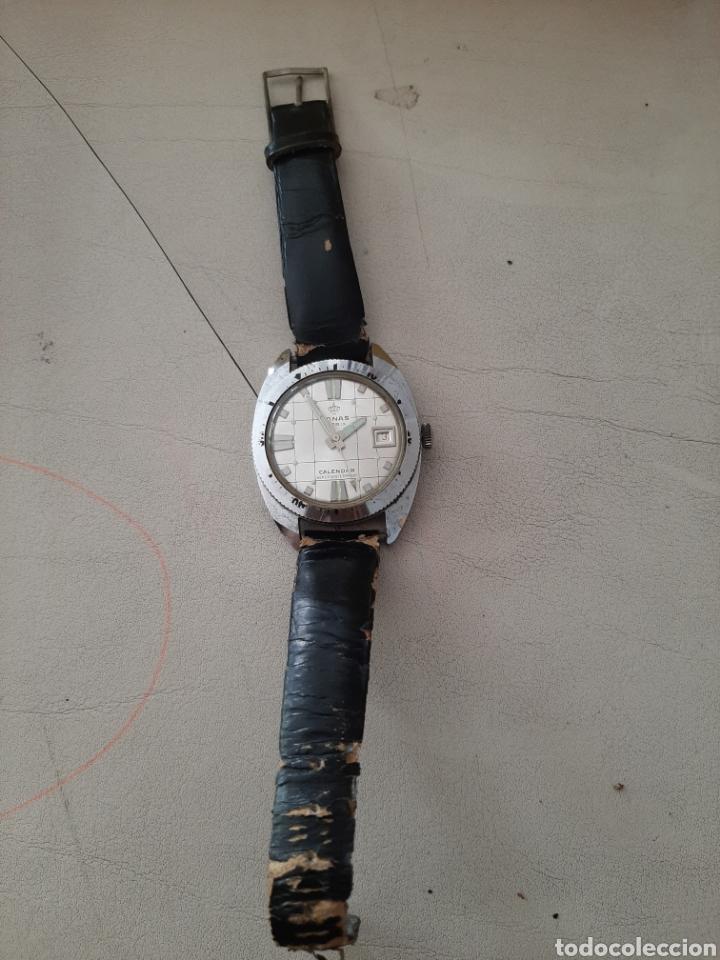 RELOJ JONAS 21 PRIX CALENDAR SUPER WATERPROOF ANTIMAGNETIC (Relojes - Pulsera Carga Manual)