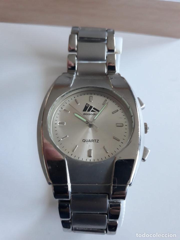 Relojes de pulsera: Reloj de hombre de la marca Daaodas. Nuevo - Foto 6 - 208439317