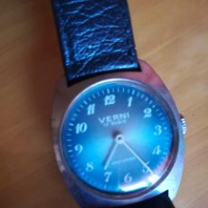Relojes de pulsera: RELOJ VINTAGE VERNI 17 RUBIS. Lote 209333021
