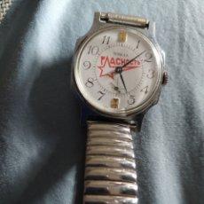 Relojes de pulsera: RELOJ RUSO POBEDA GLASNOT. Lote 209596445