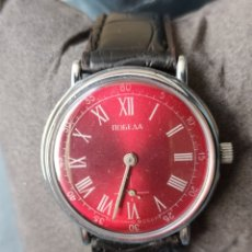 Relojes de pulsera: RELOJ MANUAL RUSO POBEDA. Lote 209597400