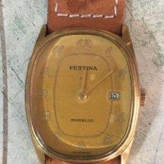Relojes de pulsera: RELOJ FESTINA INCABLOC. Lote 209747741