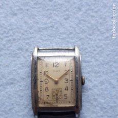 Orologi da polso: RELOJ ANTIGUO CON ASAS FIJAS. MARCA WILSON. TRANSICIÓN A PULSERA.. Lote 209830762
