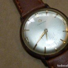 Relojes de pulsera: ELEGANTE RELOJ CERTINA CARGA MANUAL CALIBRE 28-10 SOCIETE SOLVAY & CIE AÑOS 60. Lote 209862477