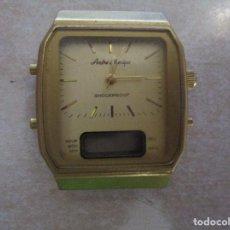 Relojes de pulsera: RELOJ ANDRÉ MONIQUE SHOCKPROOF. Lote 209967088
