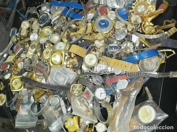 Relojes de pulsera: SUBASTA DE TODOS LOS ARTICULOS EN STOK DE ESTA TIENDA OCASION LOTE WATCHES - Foto 2 - 210012038