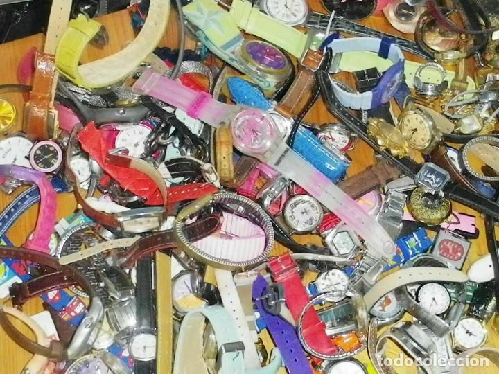 Relojes de pulsera: SUBASTA DE TODOS LOS ARTICULOS EN STOK DE ESTA TIENDA OCASION LOTE WATCHES - Foto 4 - 210012038
