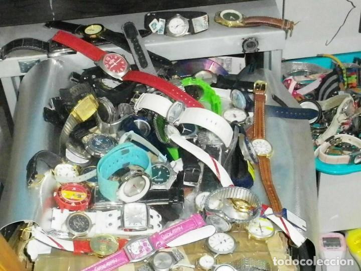 Relojes de pulsera: SUBASTA DE TODOS LOS ARTICULOS EN STOK DE ESTA TIENDA OCASION LOTE WATCHES - Foto 5 - 210012038
