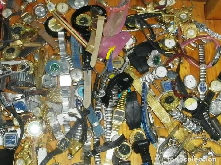 Relojes de pulsera: SUBASTA DE TODOS LOS ARTICULOS EN STOK DE ESTA TIENDA OCASION LOTE WATCHES - Foto 8 - 210012038